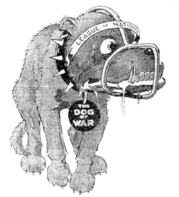 Karikatuur Sõjakoer
