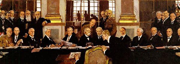 Rahulepingu allakirjutamine